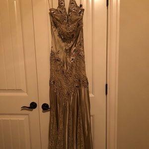 Formal dress beautiful details